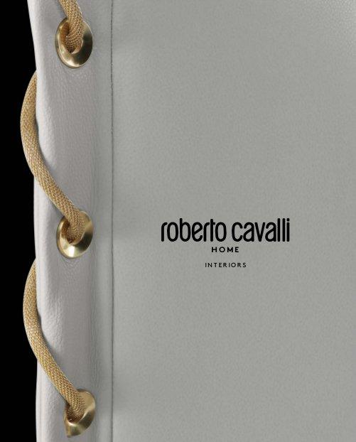 italy01 Roberto Cavalli Home Interiors General Catalogue Click to download