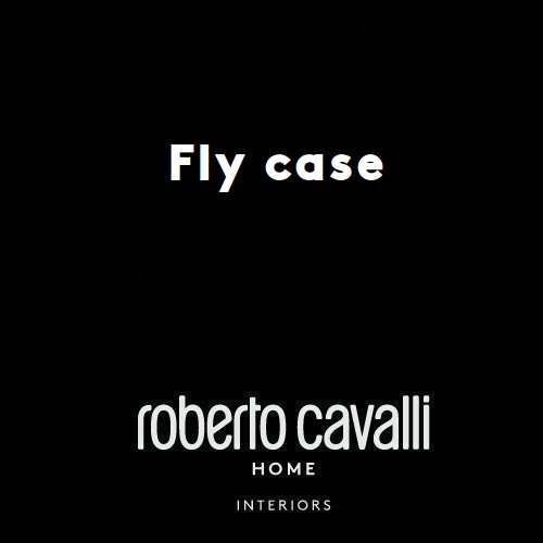 italy01 Roberto Cavalli Home Interiors download Fly Case sideboard technical sheet