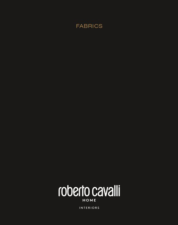 italy01 Roberto Cavalli Home Interiors Fabrics Click to download